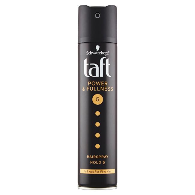 Taft Lak na vlasy Power & Fullness Mega Strong 5 ( Hair Spray) 250 ml