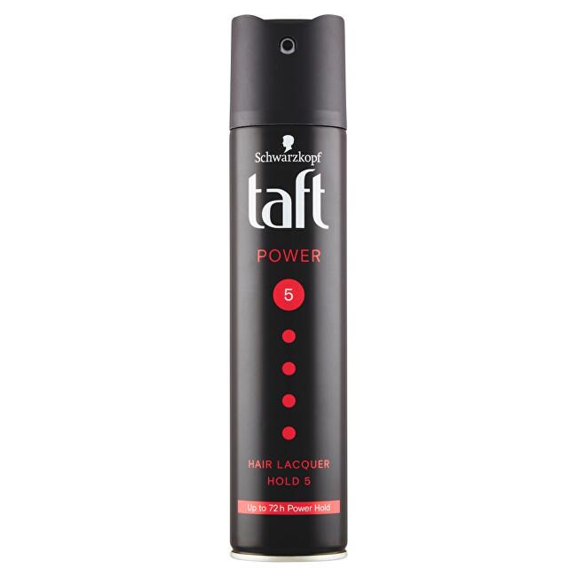 Taft Lak na vlasy Power Mega Strong 5 ( Hair Spray) 250 ml