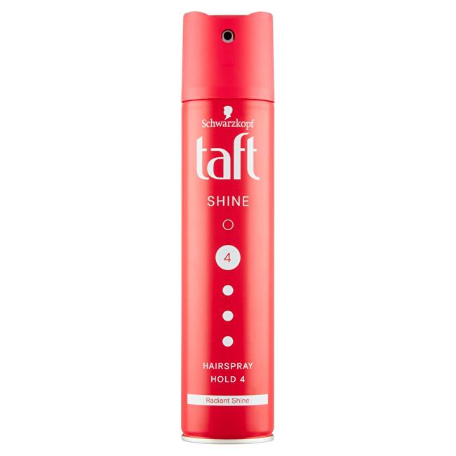 Taft Lak na vlasy Shine Ultra Strong 4 ( Hair Spray) 250 ml
