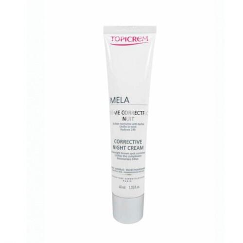 Topicrem Korekčné nočný krém MELA (Corrective Night Cream) 40 ml
