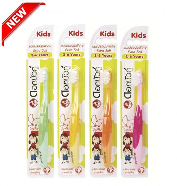 Twin Lotus Dětský zubní kartáček extra jemný Kids