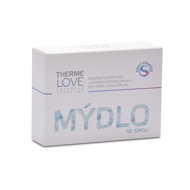 THERMELOVE Sírne tuhé mydlo 100 g
