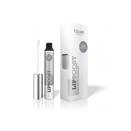 Tolure Cosmetics Lesk na rty Lipboost Clear 6 ml