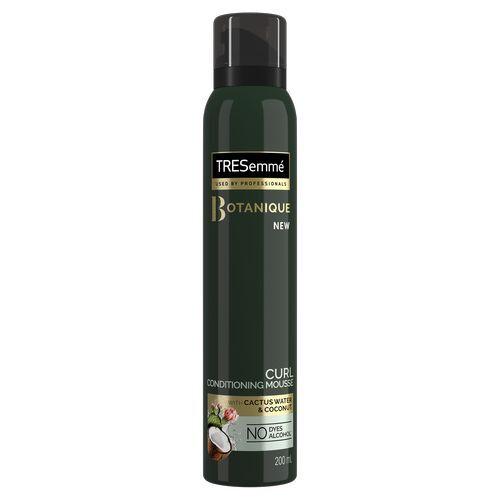 TRESemmé Pěnové tužidlo na kudrnaté vlasy Botanique (Curl Conditioning Mousse) 200 ml