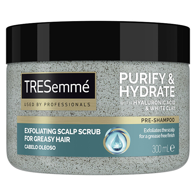TRESemmé Čistiaci peeling na pokožku hlavy Purify & Hydrate (Exfoliating Scalp Scrub) 300 ml