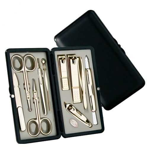 Three Seven Set na manikúru Peračník - 10 nástrojov