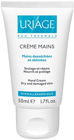 Uriage Krém na suché a popraskané ruky (Hand Cream) 50 ml