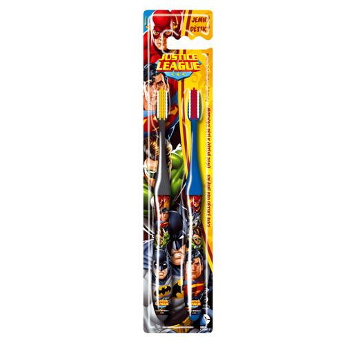 VitalCare zubní kartáčky Batman a Superman