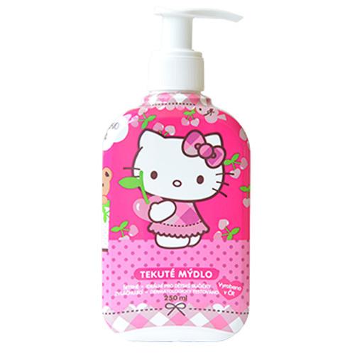 VitalCare Tekuté mydlo na ruky Hello Kitty 250 ml