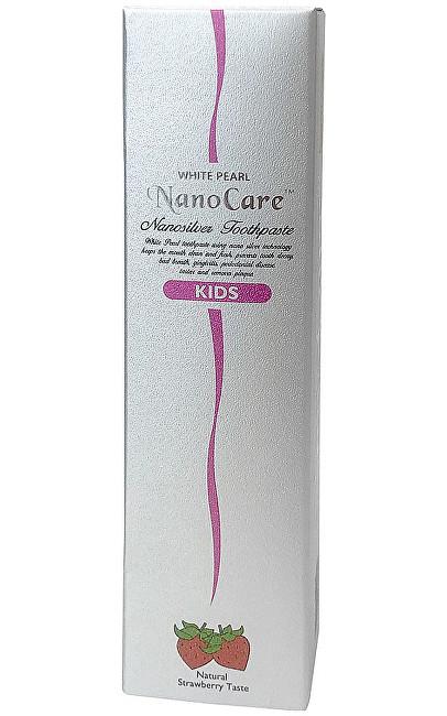 VitalCare Zubní pasta pro děti (White Pearl NanoCare Toothpaste) 50 g