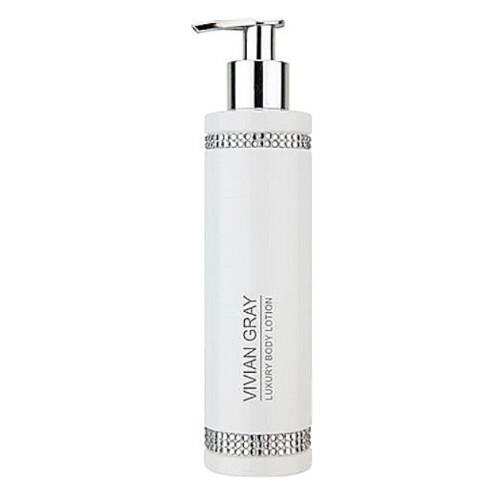 Vivian Gray Hydratační tělové mléko White Crystals (Luxury Body Lotion) 250 ml