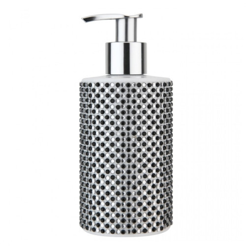 Vivian Gray Krémové tekuté mýdlo Black  White Diamonds (Luxury Cream Soap) 250 ml