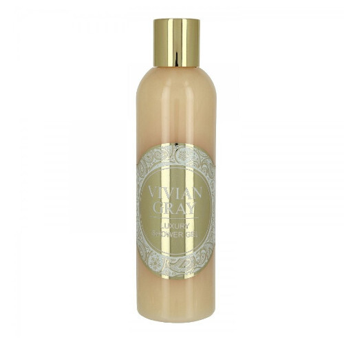 Vivian Gray Krémový sprchový gel Romance Sweet Vanilla & Patchouli (Shower Gel) 250 ml