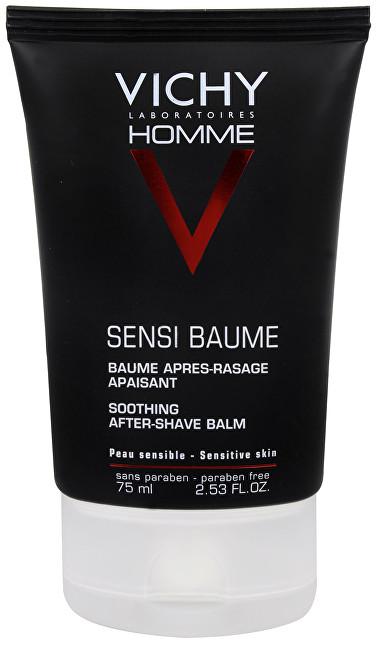 Vichy Balzám po holení Homme Sensi-Baume Mineral Ca (After-Shave Balm) 75 ml
