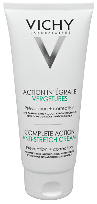 Vichy Krém na strie (Complete Action Anti-Stretch Cream) 200 ml