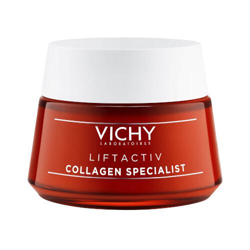 Vichy Krém proti starnutiu pleti pre všetky typy pleti Liftactiv (Collagen Specialist) 50 ml