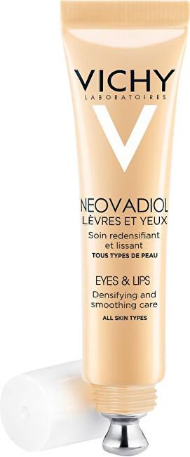 Vichy Vyhlazující krém na kontury očí a rtů Neovadiol Gf (Contours Lips and Eyes) 15 ml