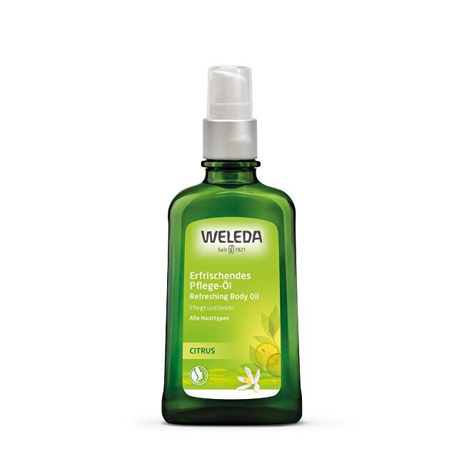 Weleda Citrusový osviežujúci olej 100 ml