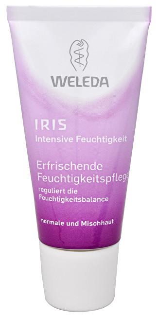 Weleda Kosatcový hydratační krém Iris 30 ml - SLEVA - poškozená krabička