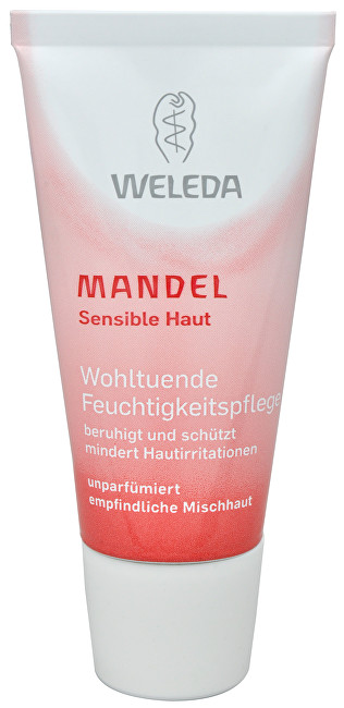 Weleda Mandlový hydratační krém pro citlivou pleť 30 ml