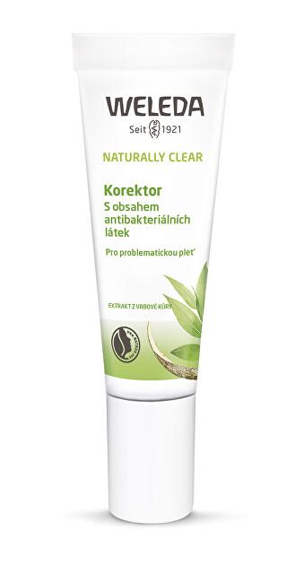 Weleda Korektor na problematickou pleť Naturally Clear 10 ml