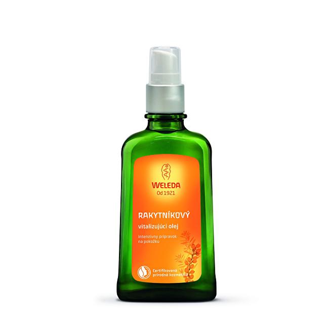 Weleda Rakytníkový ošetrujúci olej 100 ml