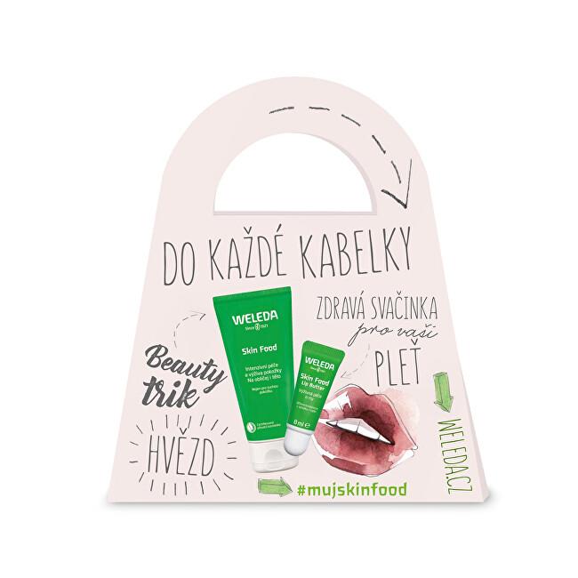 Weleda Sada kosmetiky Skin Food do každé kabelky 30 ml + 8 ml