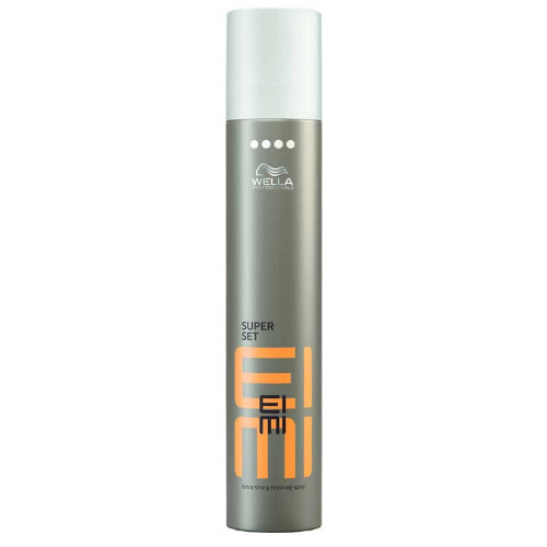 Wella Professionals Lak na vlasy s extra silnou fixáciou eimi Super Set (Hair Spray ) 500 ml
