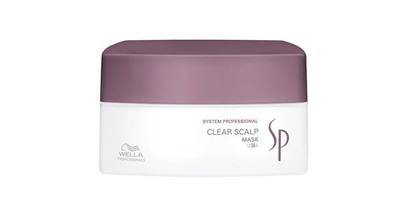 Wella Professional Maska proti lupům SP Clear Scalp (Mask) 200 ml