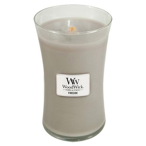 WoodWick Vonná sviečka váza Fireside 609,5 g