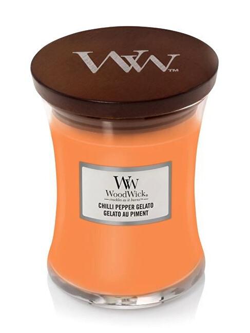 WoodWick Vonná svíčka váza střední Chilli Pepper Gelato 275 g