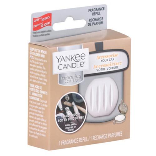 Yankee Candle Vôňa do auta Seaside Woods - náhradná náplň 1 ks