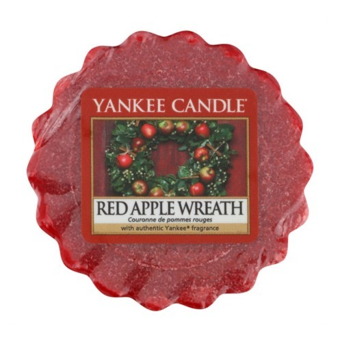 Yankee Candle Vonný vosk do aromalampy Red Apple Wreath 22 g
