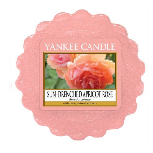 Yankee Candle Vonný vosk do aromalampy Sun-Drenched Apricot Rose 22 g