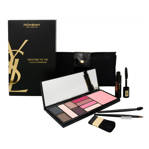 Yves Saint Laurent Cestovní paletka (Devoted To YSL Palette Parisienne)