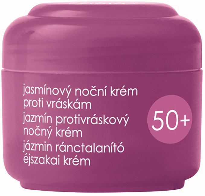 Ziaja Nočný krém proti vráskam Jasmine 50 ml