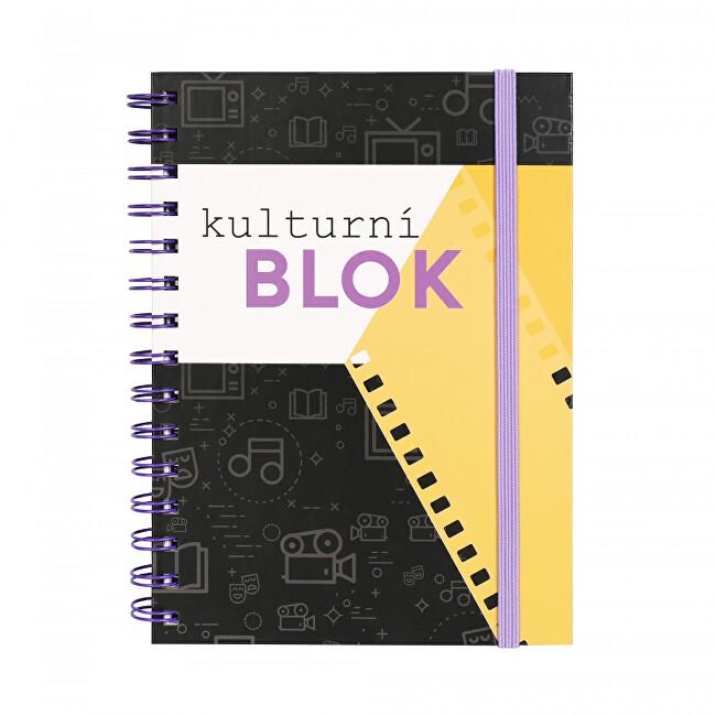Albi Motivační blok - Kulturní blok 28864