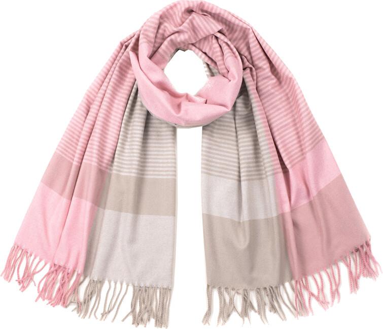 Art of Polo Dámsky šál sz19569 .3 Pink, Light Pink