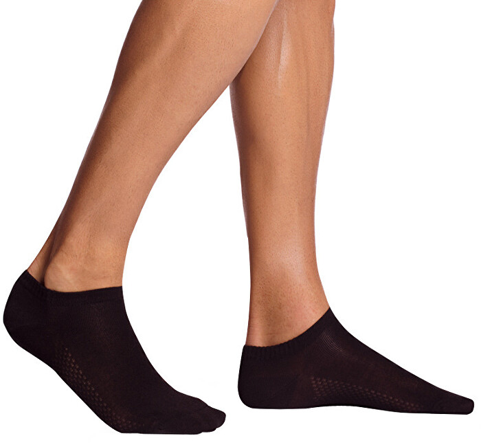 Bellinda Pánske nízke ponožky Bambus Air In-Shoe Socks BE497554 -940 39-42