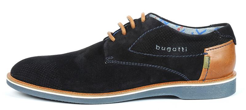 Bugatti Pánske poltopánky 312647021400-4100 43