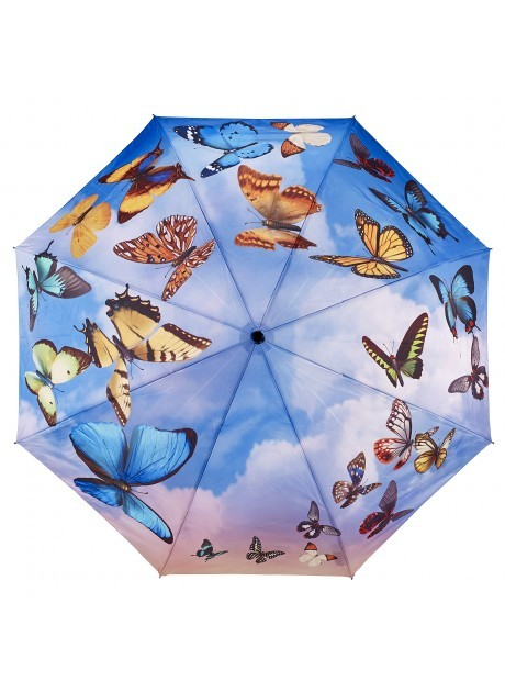 Blooming Brollies Dámsky skladací dáždnik GBFSB