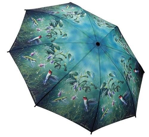 Blooming Brollies Dámsky skladací dáždnik GBFHB