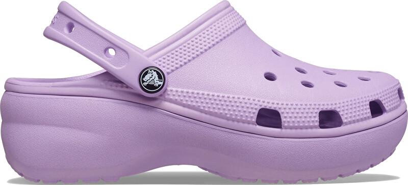 Crocs Dámske šľapky Classic Platform Clog 206750-5PR 39-40