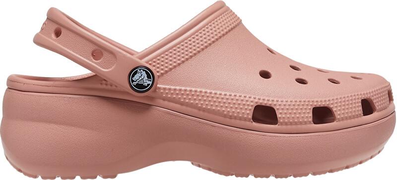 Crocs Dámske šľapky Classic Platform Clog 206750-6RL 42-43