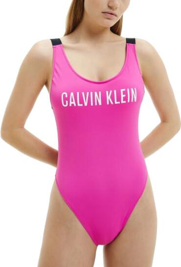 Calvin Klein Dámske jednodielne plavky KW0KW01235-TO8 XS