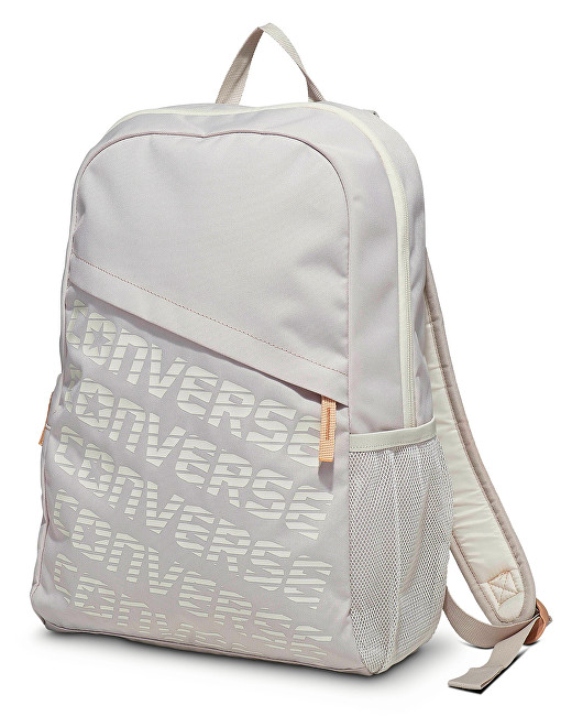 Converse Batoh Speed Backpack (Wordmark) Pale Putty