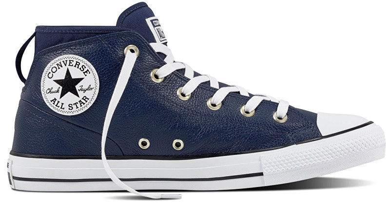 Tenisky Chuck Taylor AS Syde Street Midnight Navy/Midnight Navy/White