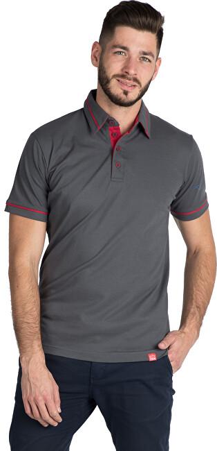 CityZen Pánske polo triko grey 150-200 L