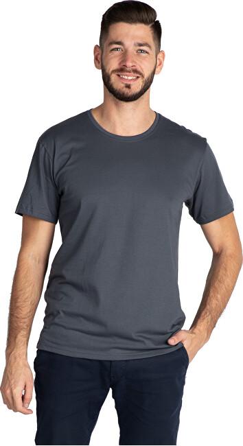 CityZen Pánske tričko grey 57-200 L