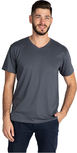 CityZen Pánske tričko grey 75-200 L
